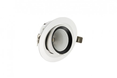 BERGMEN 10W Downlight Enix Pro Move LED Ø96 mm
